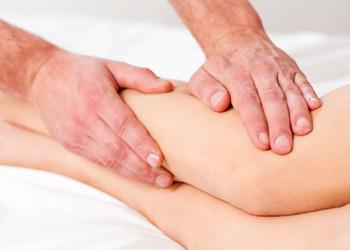 Lymfe drainage en massage